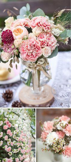 Ideas para las flores de tu boda