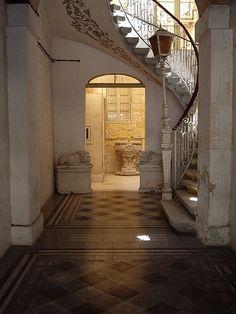 staircase in Malta