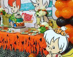 My Little Angel Decorations 's Birthday / Pebbles/Bammbamm - Pebbles & Bammbamm Twins Birthday at Catch My Party Twin Birthday Themes, Twin Birthday Parties, Twin First Birthday, Wild One Birthday Party, Baby Girl Birthday, Birthday Wishes, Birthday Ideas, Pebbles And Bam Bam, Pebbles Flintstone