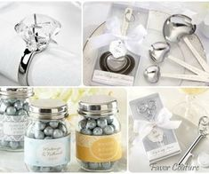 couture wedding favours - Google Search