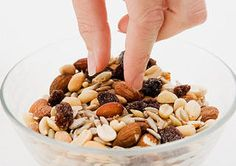 Heart Health Day 9: Make nuts your go-to snack http://www.prevention.com/health/health-concerns/lower-your-risk-of-heart-disease-in-28-days/heart-health-day-9-make-nuts-your-go-to-snack