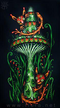 Mushroom Drawing, Mushroom Art, Psychedelic Art, Marijuana Art, Medical Marijuana, Acid Art, Trippy Wallpaper, Stoner Art, Psy Art