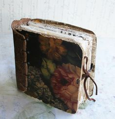 The chunky little rose book, by rambling rose  (take a look at the rest of the photos)