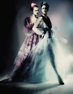 Anna Cleveland, Molly Bair, Lineisy Montero + More by Paolo Roversi for Vogue Italia September 2015