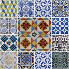 Azulejos de Portugal, Lisboa
