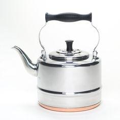 BonJour Stainless Steel 2-quart Tea Kettle - Overstock Shopping - Big Discounts on BonJour Tea Kettles/Teapots