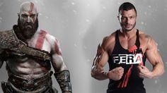 Tá saindo da jaula o mutante   Bambam diz ter interesse em ser a voz de Kratos