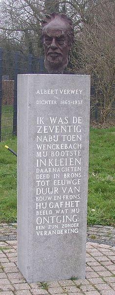 Albert Verwey - 1865 - 1937, Noordwijk - Wikipedia