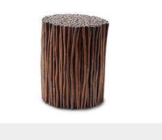 P Round Stick stool