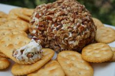 In the Kitchen with Jenny: The Ultimate Cheeseball