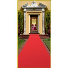 Roll out the Red Carpet for your Awards Night Party or Grad with this affordable Red Carpet Runner with Double-Sided Stick Tape. Made from durable lightweight Synthetic Poly-Blend and X this Red Carpet Runner will all elegance to any event. Hollywood Lights, Hollywood Red Carpet, Hollywood Theme, Hollywood Glamour, Floor Runners, Hallway Carpet Runners, Aisle Runners, Stair Runners, Carpet Flooring