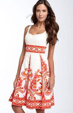 Nordstrom's- I love daytime sundresses!