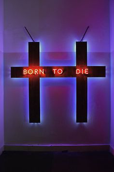 Uploaded by Find images and videos about lana del rey, neon and cross on We Heart It - the app to get lost in what you love. Sign Installation, The Wicked The Divine, Neon Words, Arte Obscura, Born To Die, Neon Nights, Purple Aesthetic, 80s Aesthetic, Night Aesthetic