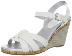Bandolino Women's Sweetthang Wedge Sandal >>> Check out the image by visiting the link. (This is an affiliate link and I receive a commission for the sales)