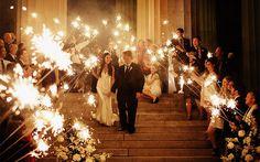 Как закончить свадьбу: эффектное завершение торжества