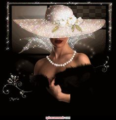 lady with hat and pearls  http://i279.photobucket.com/albums/kk149/boomerinvegas/ladyinwhitehat.gif