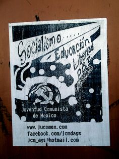 Aguascalientes, Aguascalientes, México   8.dic.2013   Foto: Daniel Froes (CC BY-NC-SA)   La calle habla.