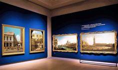 """La Mostra Bellotto e Canaletto Milano ancora per pochi giorni sarà visibile alle Gallerie d'Italia. """"Bellotto e Canaletto. Lo stupore e la luce"""" racchiude oltre 100 opere: dipinti, disegni e incisioni, alcune delle quali mai esposte prima in Italia."""