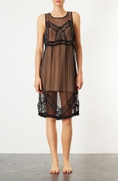 Topshop Sheer Chiffon Dress available at #Nordstrom GORGEOUS  http://www.ebay.co.uk/sch/Dresses-/63861/i.html?_dcat=63861&Brand=TopShop&rt=nc&LH_BIN=1&clk_rvr_id=556459352049