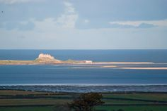 Lindisfarne from the mainland Northumberland Coast, Northern England, Beach, Water, Photos, Outdoor, Gripe Water, Outdoors, Pictures
