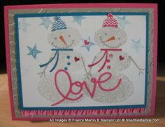 Stamp & Scrap with Frenchie: Snow Day with Expression Thinlits