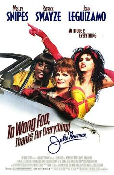 Image result for wong foo thanks for everything julie newmar poster