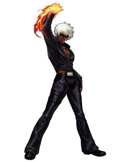 Artwork oficial de Ex Iori Yagami, personaje descargable para The King of Fighters XIII Xbox [link] Ex Iori Yagami Art Of Fighting, Fighting Games, Game Character Design, Character Art, Character Ideas, Character Concept, Game Design, K Dash, Snk King Of Fighters