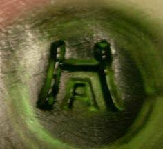 depression glass company markings   Maker's Marks and Signatures Hazel Atlas Glass Co. - Maker's Marks ...