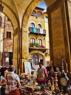 Arezzo, Fiera dell'Antiquariato