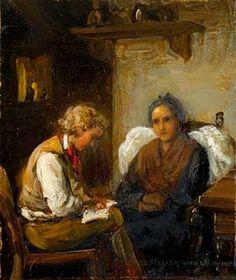 Reading and Art: Johann Georg Meyer von Bremen