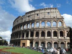 Monumentos de Roma. Coliseo Romano