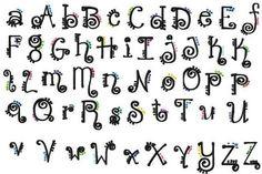 Letter Designs Doodles Lettering Cameras Fonts Types Of Font Styles Script Camera Doodle