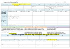 Gold Objectives Printable  Outcome Entry Teaching Strategies Gold