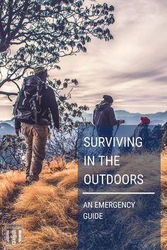 This wilderness survival guide is ruthlessly practical – with advice for staying safe outdoors should you become lost, hurt or stranded. #surviving #outdoors #guide #wilderness #preparedness Survival Guide, Survival Skills, Flint And Steel, Surviving In The Wild, Search And Rescue, Wilderness Survival, Cold Day, It Hurts, Advice