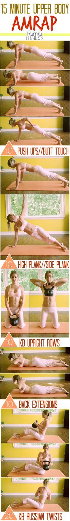 15-minute-upper-body-amrap-workout-kama-fitness