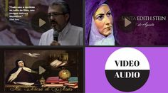 Videos de las conferencias 'Buscando la verdad con Teresa de Jesús y Edith Stein'