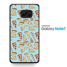 Pizza Collage TATUM-8758 Samsung Phonecase Cover For Samsung Galaxy Note 7