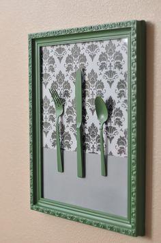 Diy Dining Room Art