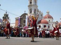 Santa Ana Chiautempan Tlaxcala.