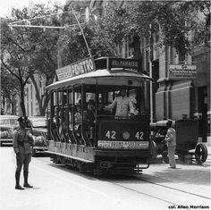 Tranvía El Paraíso - Caracas S/F. Vía La Venezuela Inmortal (FB)