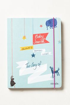 Baby Journal - anthropologie.com
