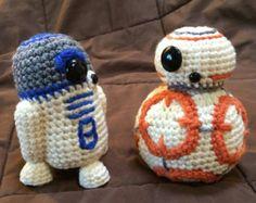 Este es el droide que estás buscando! Tanto como sea posible, suave y lindo... Perfecto para todas las edades! Este es un patrón de PDF, no es un
