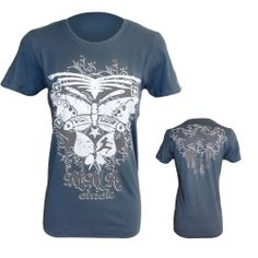 MMA Chick Dream Womens T-Shirts are signature style fight t-shirts that are super soft and instantly loved by everyone. Made of 100% cotton jersey with extreme fit.