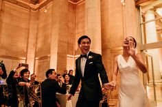 Being announced as husband and wife Asian Art Museum, Husband, Couples, Couple