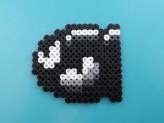 Yoshi Super Mario World 2 Perler Bead Sprite Decorations by Geek ...