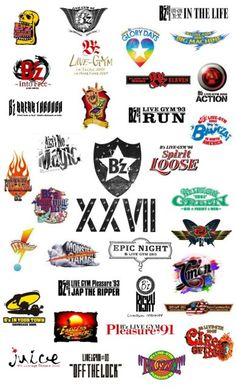 XXX E Spirit, Logo Design, Graphic Design, Japan, Band, Logos, Artist, Sash, Logo