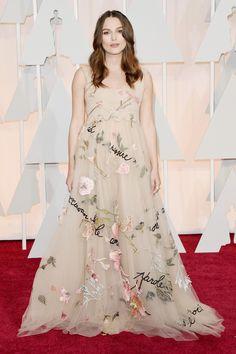 Keira Knightley 2015 Oscars