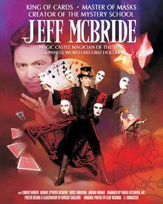 El Mago Jeff McBride - Videos de magia - The RainMaker