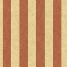 The Wallpaper Company 56 Sq Ft Green Pastel Two Tone Stripe