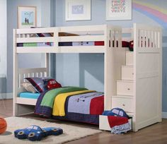 Gallery of Cute Kids Storage Bunk Beds On Interior Home Inspiration with Kids Storage Bunk Beds
